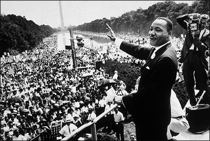 Speech I Have A Dream